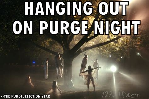 Purge Meme - wtf the purge election year 2016 1 2 3 wtf watch