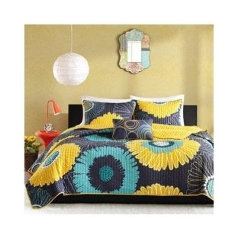 teal and yellow bedding all bedding sets yellow and black