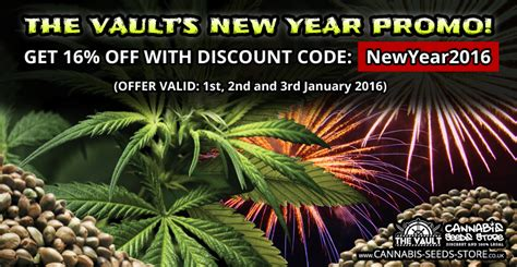 new year seeds happy new year from the vault cannabis seeds store