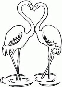 flamingo coloring page pink flamingo coloring pages coloring home