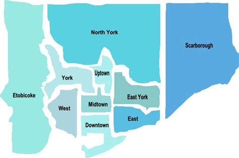 Toronto Districts 70 Neighbourhoods In Toronto Ontario | toronto districts 70 neighbourhoods in toronto ontario