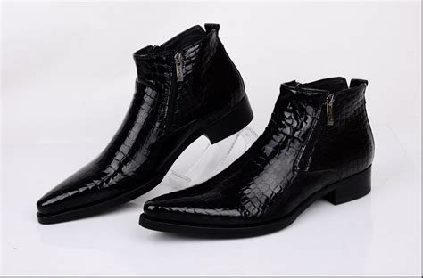 73 mens dress half boots dress boots suit image