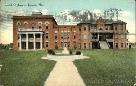 we buy houses jackson ms baptist orphanage jackson ms postcard