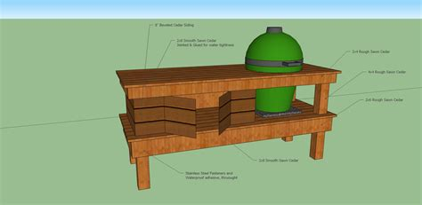 big green egg table plans large pdf diy large green egg table plans wooden pdf stanley low