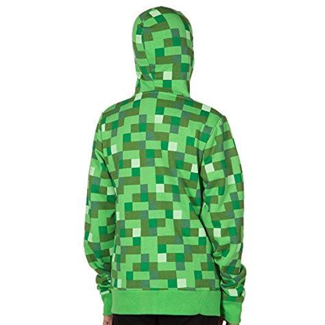 Hoodie Zipper Sweater Lego Premium6 minecraft creeper premium zip up youth hoodie green medium import it all