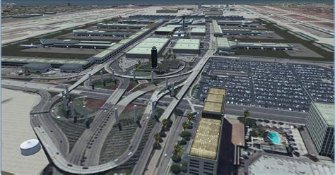 fsx airport design editor x los angeles airport scenery for fsx