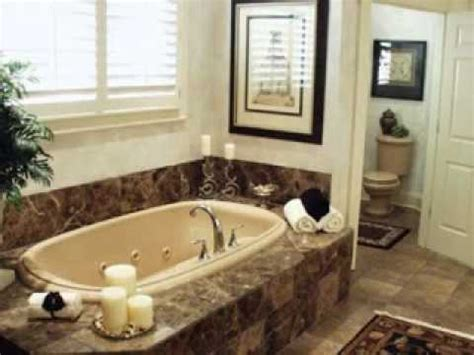 Decorating Ideas For The Bath Simple Garden Tub Decor Ideas