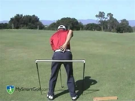 hip turn golf swing golf instruction hip turn golf tips pinterest