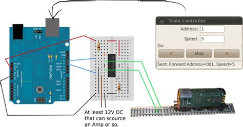 Sensor Command Rail Innova Dieseloriginalcolokan 3 harnessing the electron controlling model trains with an arduino