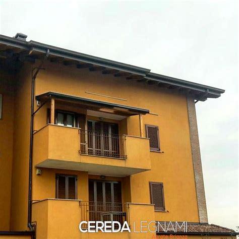 legname per tettoie tettoie addossate in legno cereda legnami agrate brianza