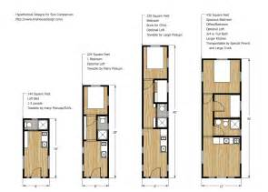 micro home plans gallery for gt tiny house trailer plans