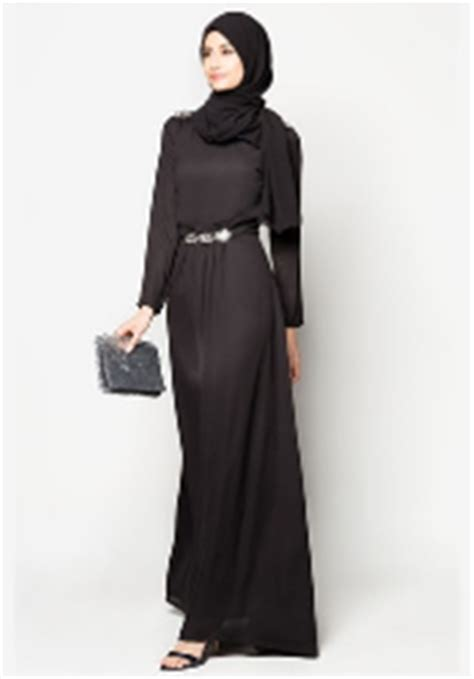 muslimah jubah for dinner me azrynn fesyen gaun dinner untuk muslimah