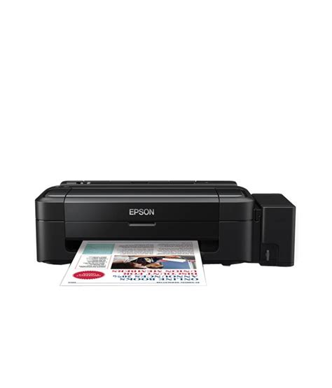 Printer Epson Epson L110 epson l110 printer single function printer buy epson