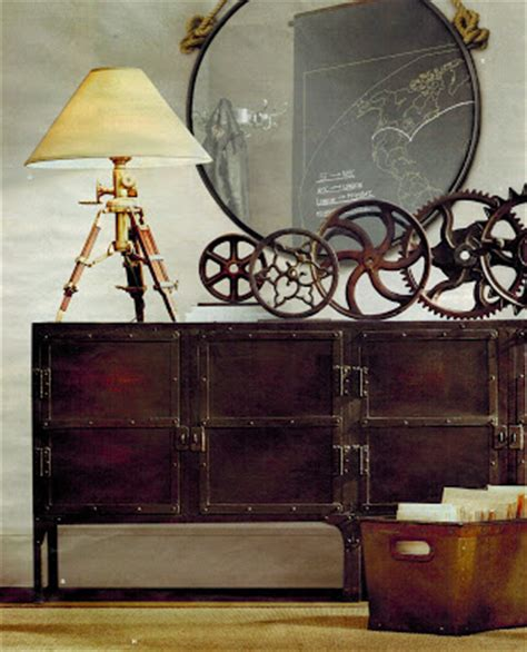 Diy Steampunk Home Decor by Adopt The Unconventional Steampunk Decor In Your Home