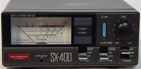 Swr Power Sx 400 r c a 67 qr73fm w