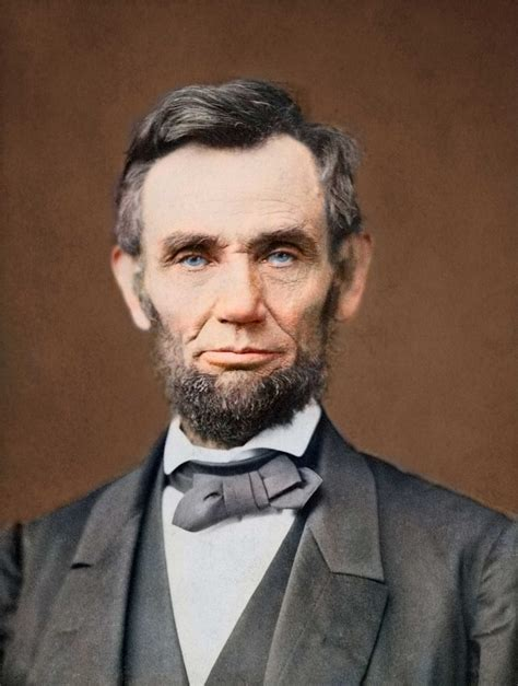 what color was abraham lincoln the civil war in color 28 stunning colorized photos that