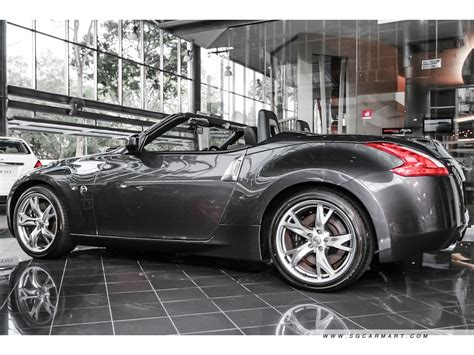 nissan fairlady 370z price new nissan fairlady 370z roadster photos photo gallery