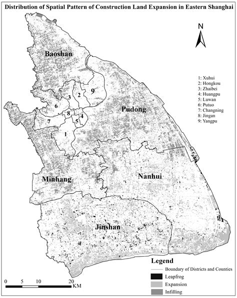 Sustainability | Free Full-Text | Urban Land Expansion and