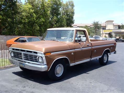1974 Ford F100 by 1974 Ford F100 For Sale Thousand Oaks California