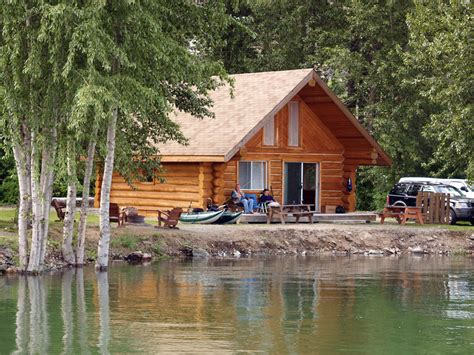 image gallery lake cabin
