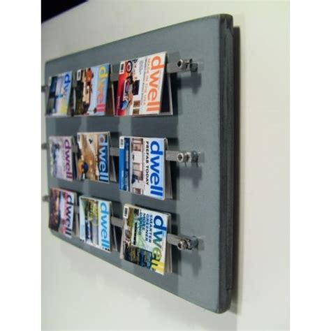 Magazine Wall Racks by 20 Best Wall Mount Magazine Racks Images On