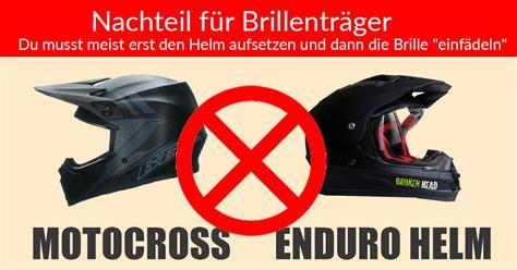 Motorradhelm Richtig Aufsetzen by Welcher Helm F 252 R Brillentr 228 Ger Helm Wiki