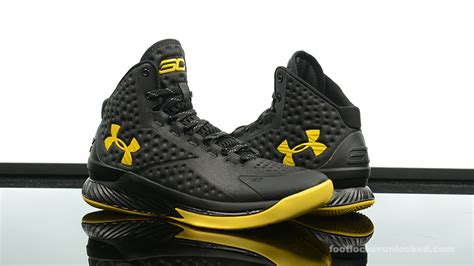 Schuhe Stephen Curry 2015 Schuhe Armour Curry 3 C 163 167 armour curry one chionship pack foot locker