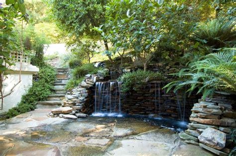 Garten Naturnah by Wasserfall Im Garten Selber Bauen Und Die Harmonie Der