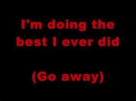 Disturbed Songs Bodies Hit The Floor Lyrics - godsmack i stand alone with lyrics doovi