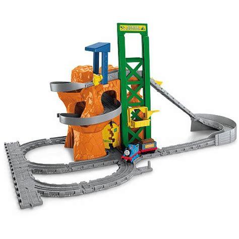 Sila Set Rok N Blus deluxe mountain quarry set wooden railway holidaytoys for brandon cgi