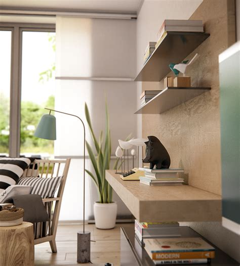 natural interior design 3 natural interior concepts with floor to ceiling windows