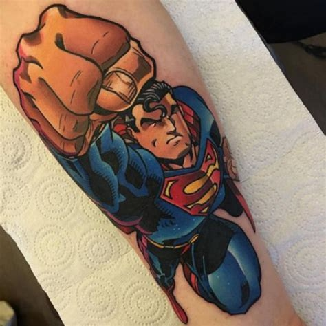 chions league tattoo designs as fast as a speeding bullet inked inkedmag