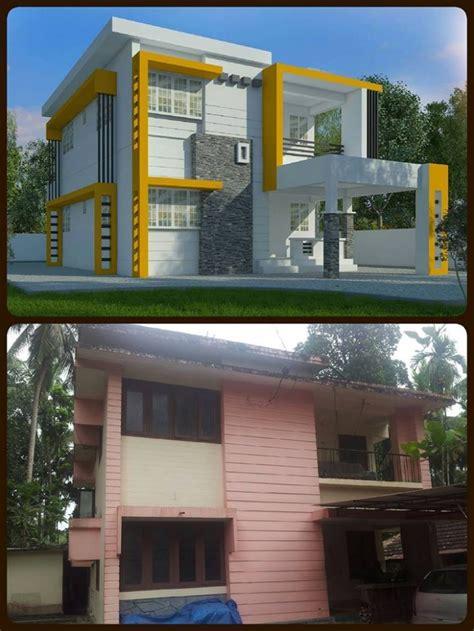 old house renovation ideas kerala house renovation plans kerala escortsea