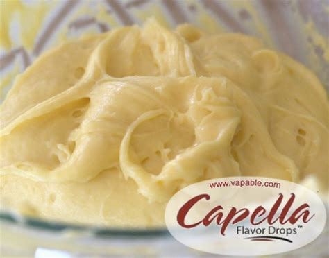 Sale Capella 1oz Yellow Cake Flavor Concentrate bavarian capella flavour concentrate vapable