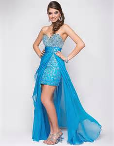 high low prom dresses dressed up
