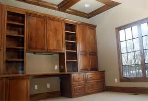 office desk wall unit home office custom built wall unit desk wood accented
