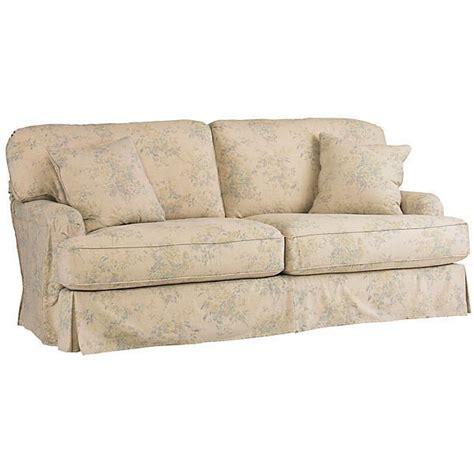 shabby chic sofa slipcovers shabby chic dover 83 quot slipcovered sofa multi sofas