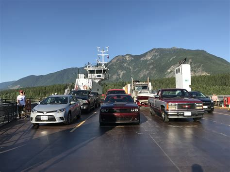 boat dock bumpers calgary road trip diary photos octane red srt 392 page 2