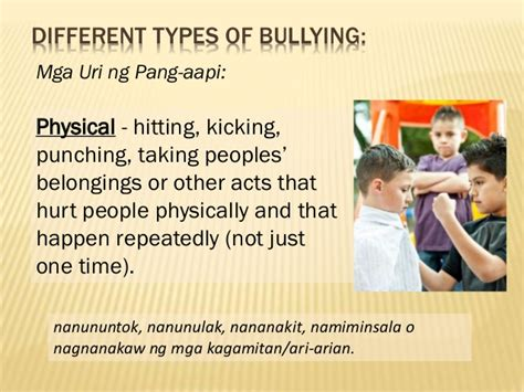 thesis sa bullying thesis tungkol sa bullying tagalog training4thefuture x