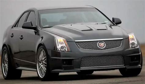 2010 cadillac cts horsepower 2010 cadillac cts v tuned by hennessey motorsports gets 700hp