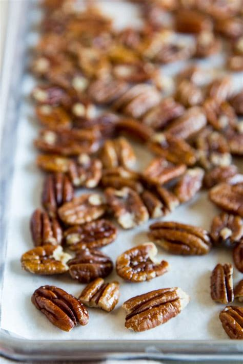How Do You Toast Nuts For Recipes by How To Toast Pecans Culinary Hill