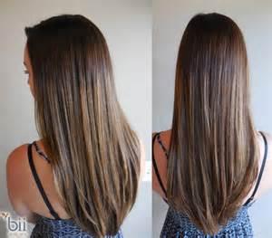 Baby lights dark hair highlights newhairstylesformen2014 com