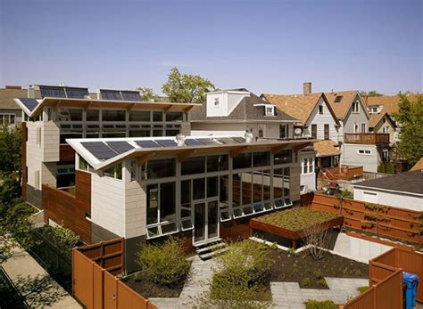 hill side home from zero energy design jetson green platinum net zero energy yannell house