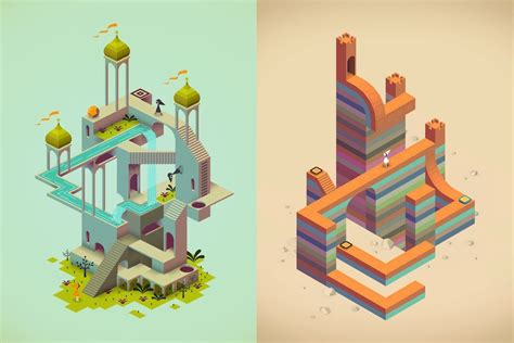 House Design Apps Ipad 2 monument valley is an m c escher inspired ios game by