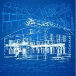 free blueprint design 8 vector architecture blueprints images free vector