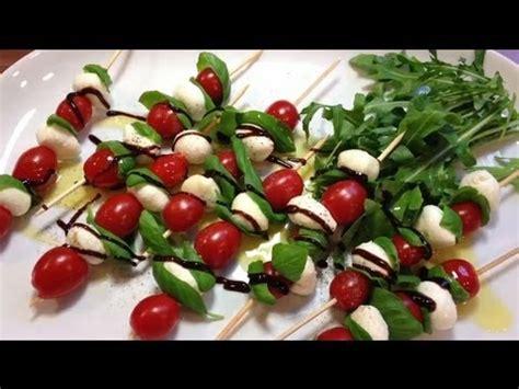 Tomate Mozzarella Schön Anrichten by Tomaten Mozzarella Spie 223 E Im Sommer