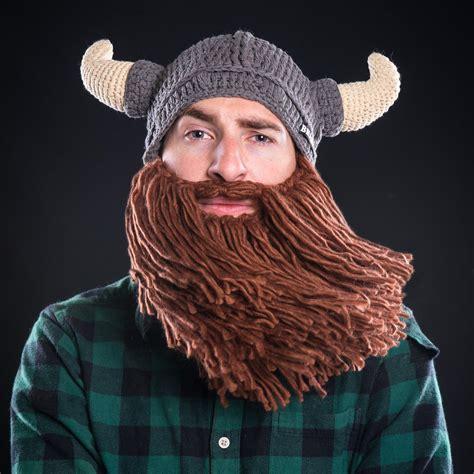 knit viking hat with beard pattern crochet viking beard hat 1024x1024 jpg v 1440992620