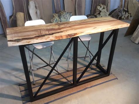 40 Inch Table Legs by Ohiowoodlands Bar Table Base Solid Steel Bar Table Legs
