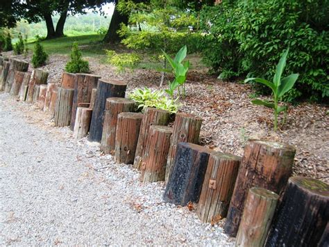 Railroad Tie Landscaping Ideas Pin By Nevins On Yard Ideas Pinterest