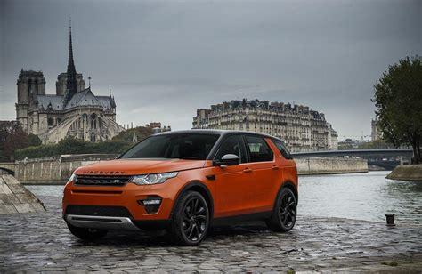 orange land rover discovery preise preisliste des land rover discovery sport